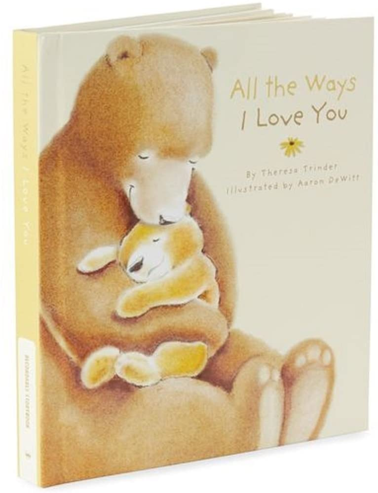 all the ways i love you book