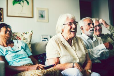 community therapy and aging