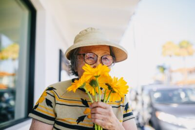 elderly changes in taste and smell