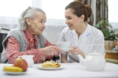 helping people with alzheimers