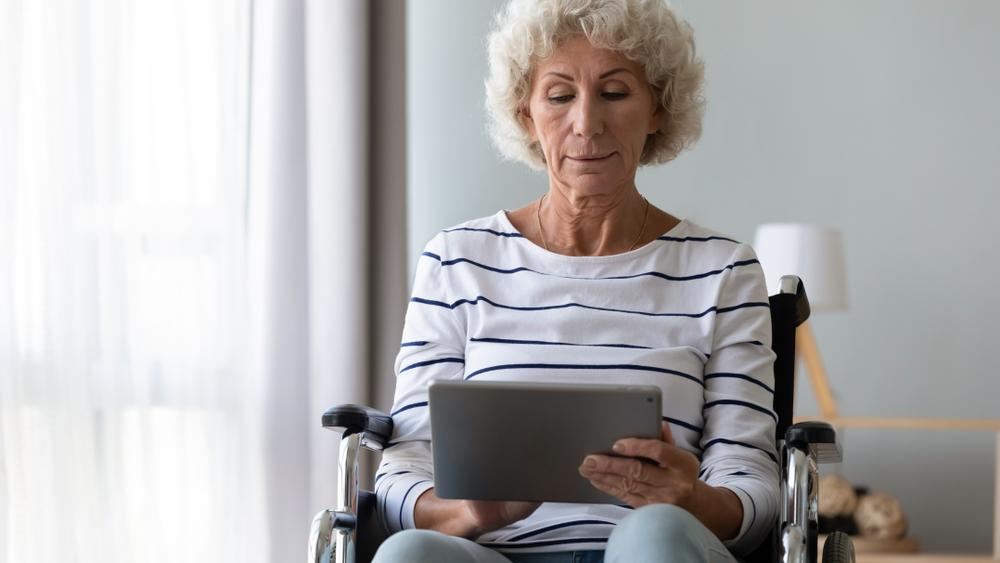 online therapy tools for seniors
