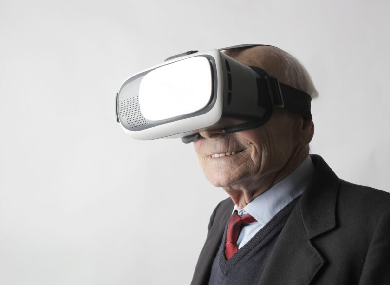 virtual reality for dementia patients