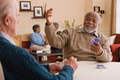 moving elderly to assisted living