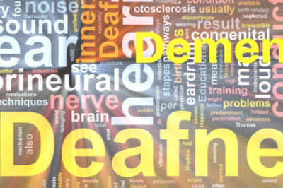 deafness and dementia connection