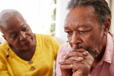 elderly depression and happiness