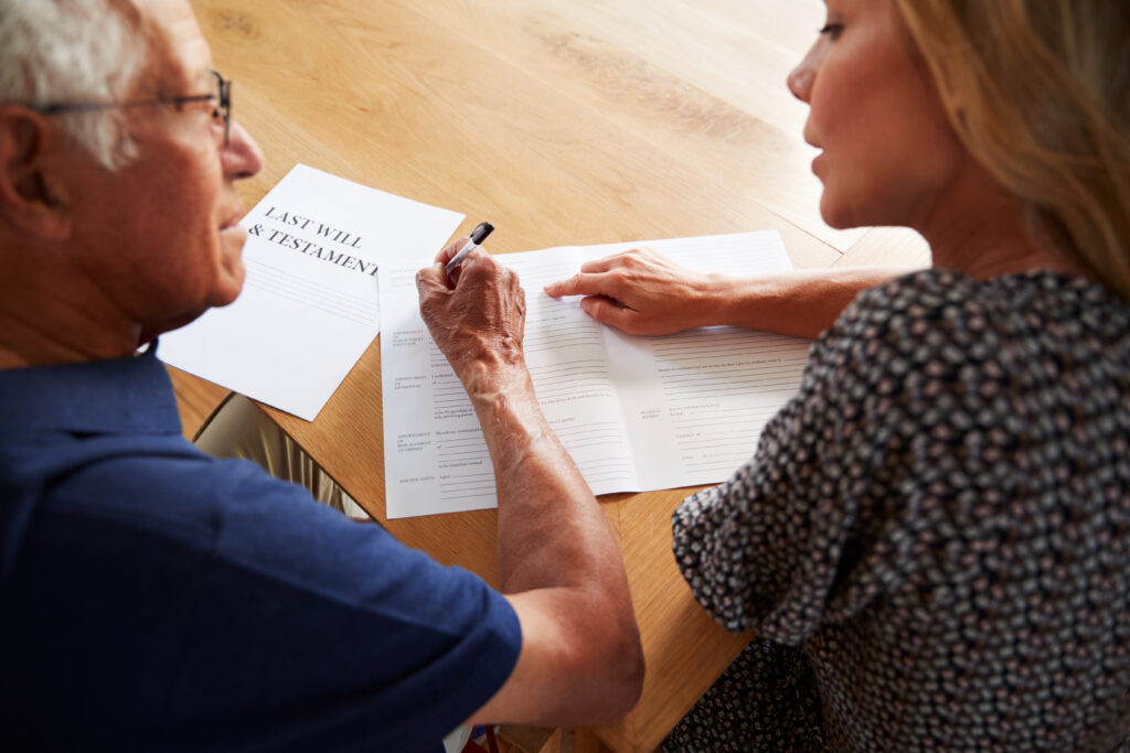 online last will and testament