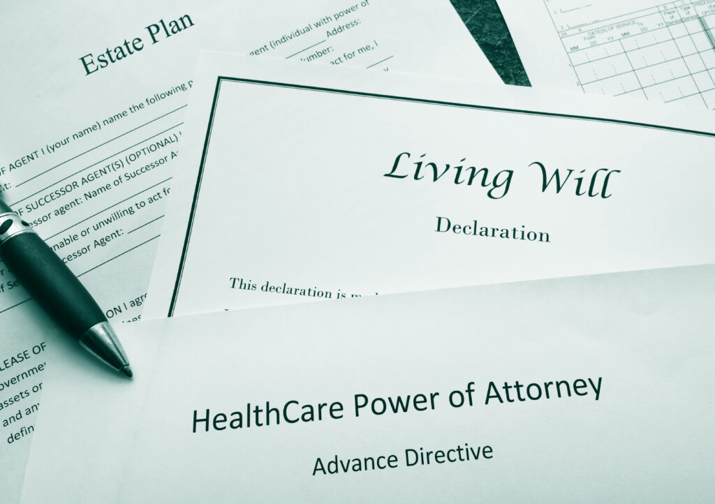 end of life documents
