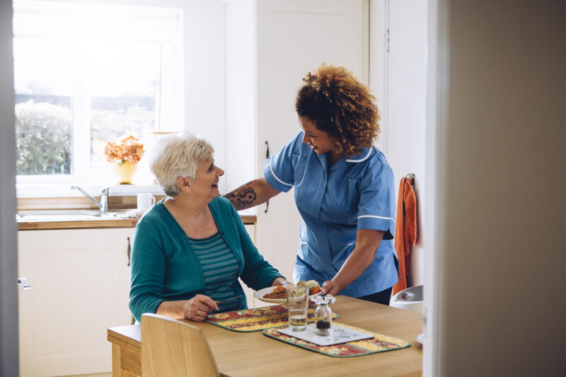 in home care for senior