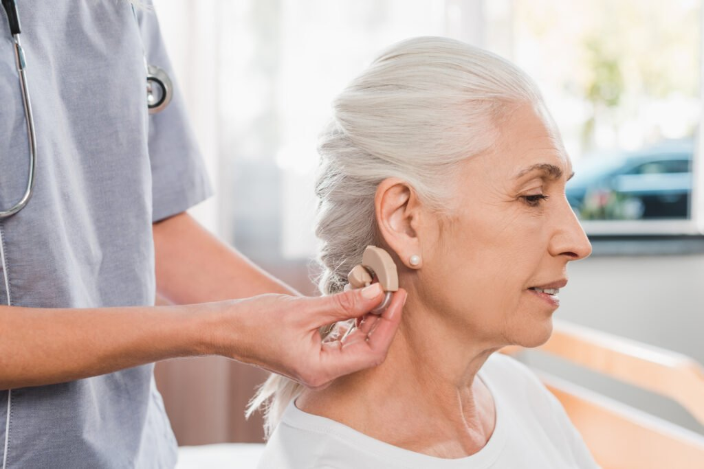 medicare hearing aid coverage