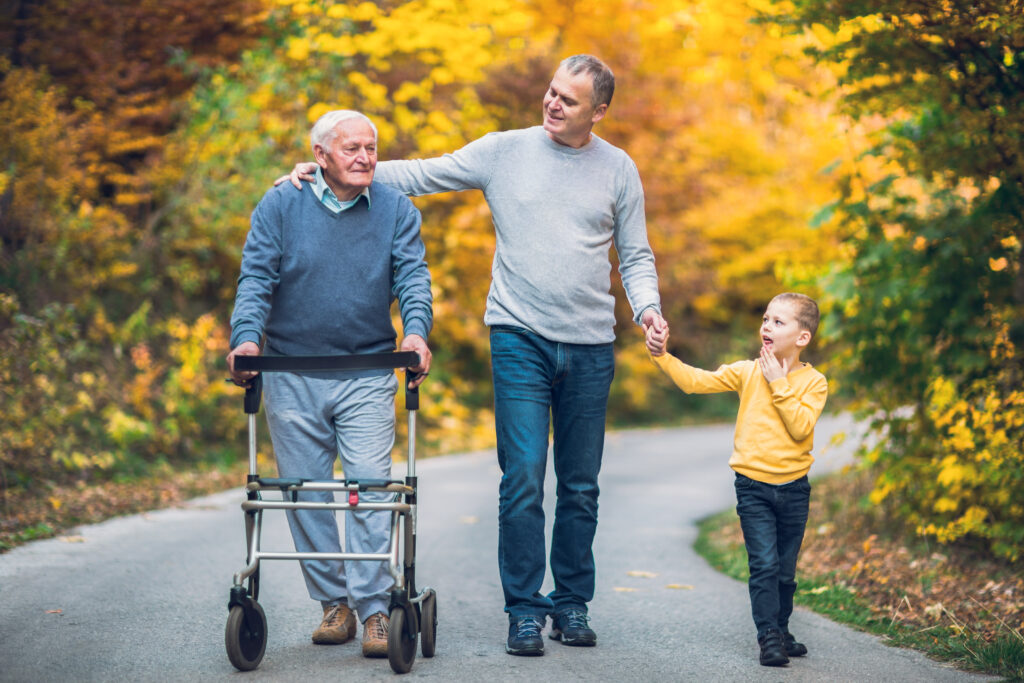 family and caregiver support