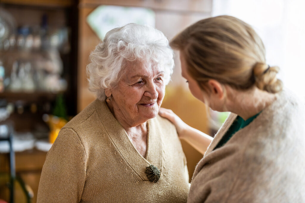 nursing care in assisted living facility