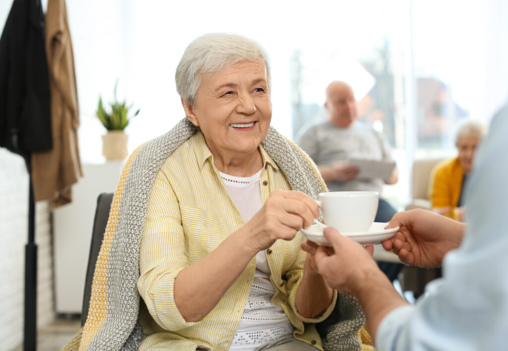 adult day care center services